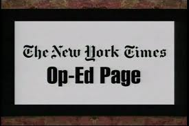 Times oped
