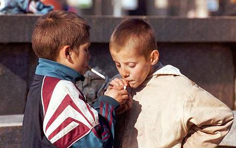 Childsmokers