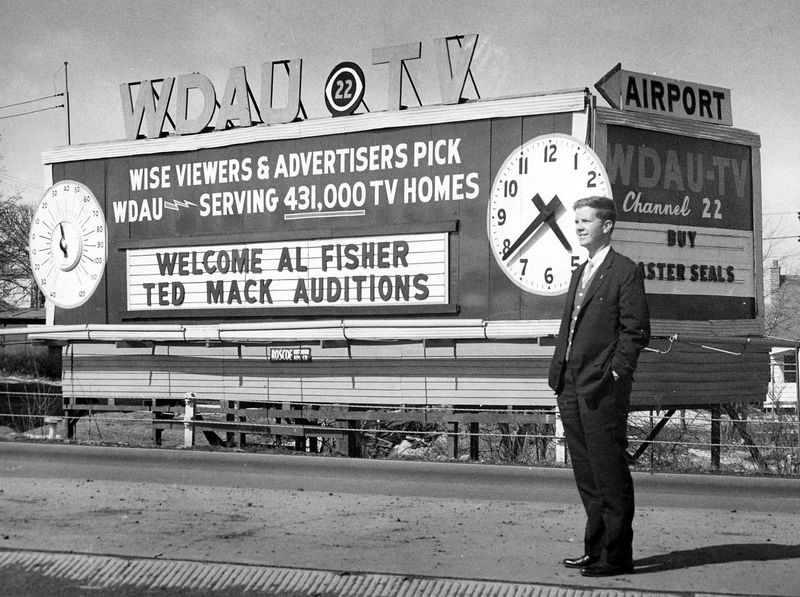 Ted Mack Auditions
