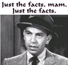 Joe Friday Just the Facts