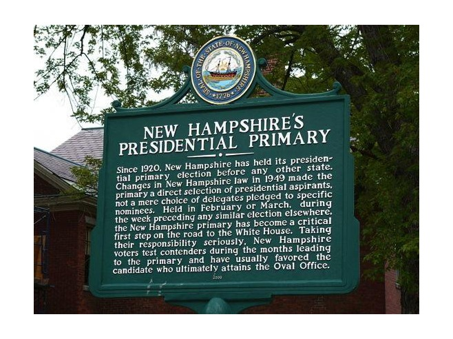 New Hampshire Presidential Primary
