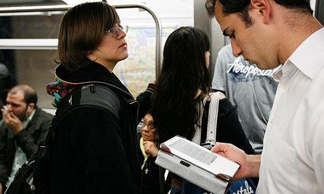 Kindle Subway