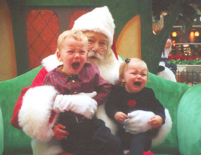 Santa's Lap 2
