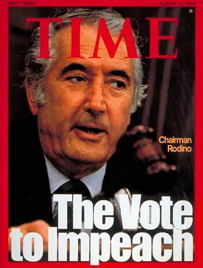Impeach Vote Rodino