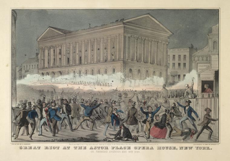 Astor Riots
