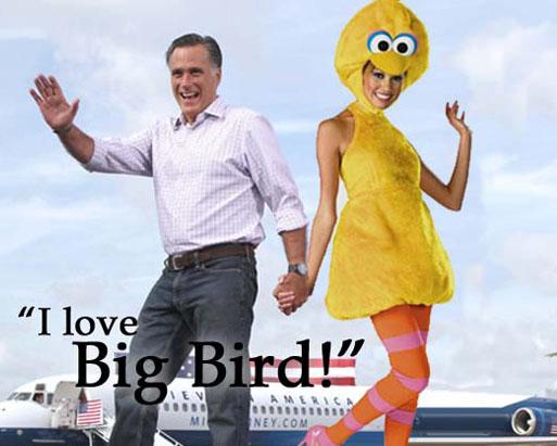 Big Bird Halloween