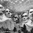 Obama Mount rushmore