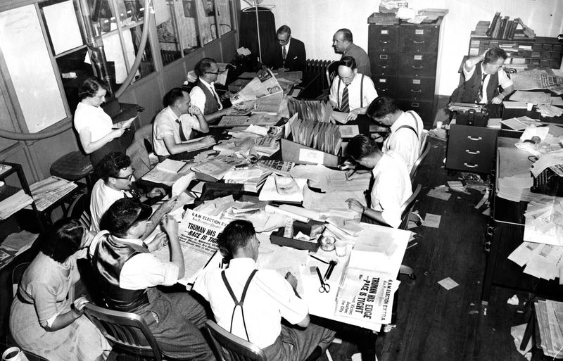 Election Night 1948