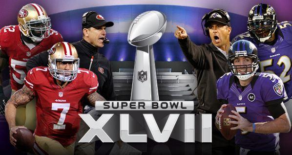 Super Bowl 47 logo