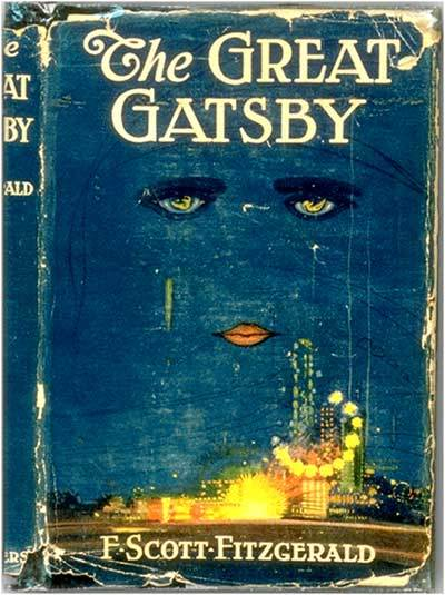 Gatsby Book Cover