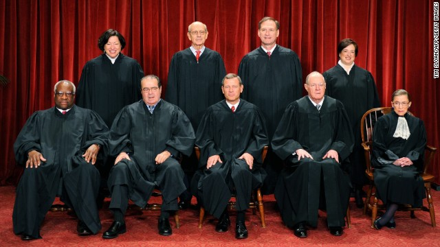 Supreme Court Justices image