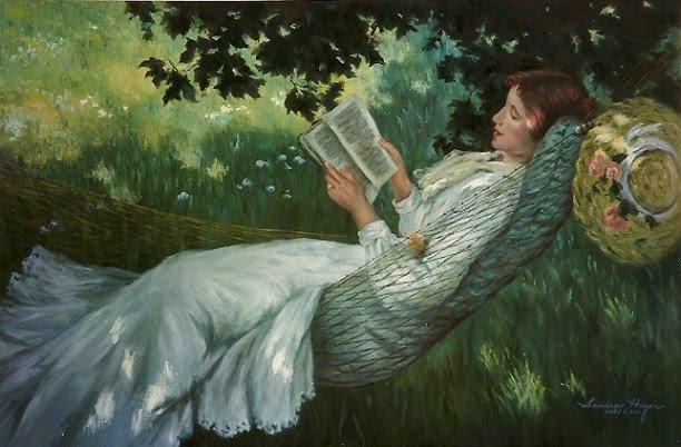Summer Reading Sandra Hayem