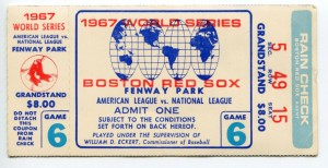 Red Sox 1967