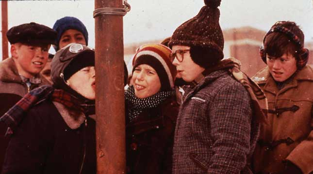 A Christmas Story Kid In Snowsuit.A Christmas Story Recalling 30 Year Old Movie Reviews