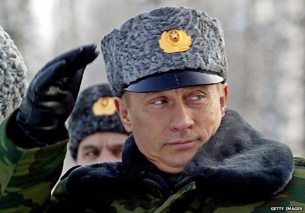 Putin Getty Images