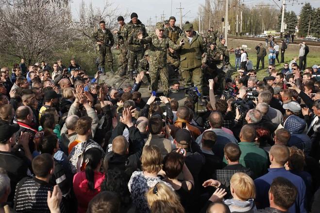 Ukraine wsj