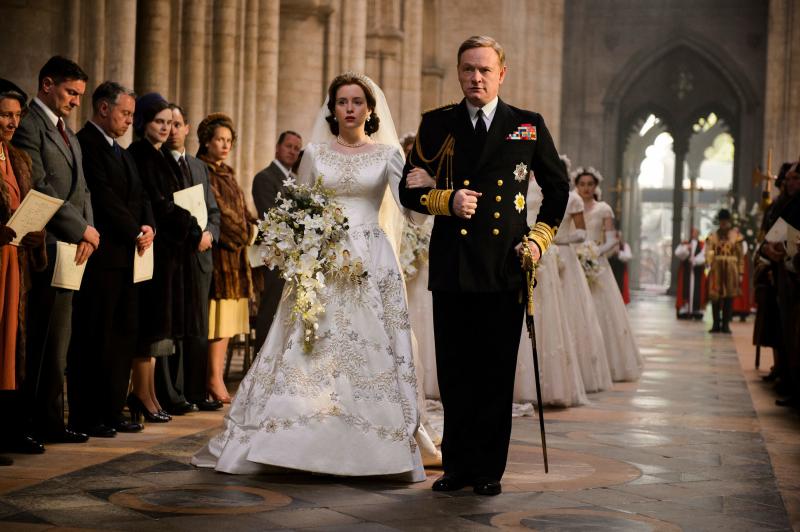 Wedding dress Netflix