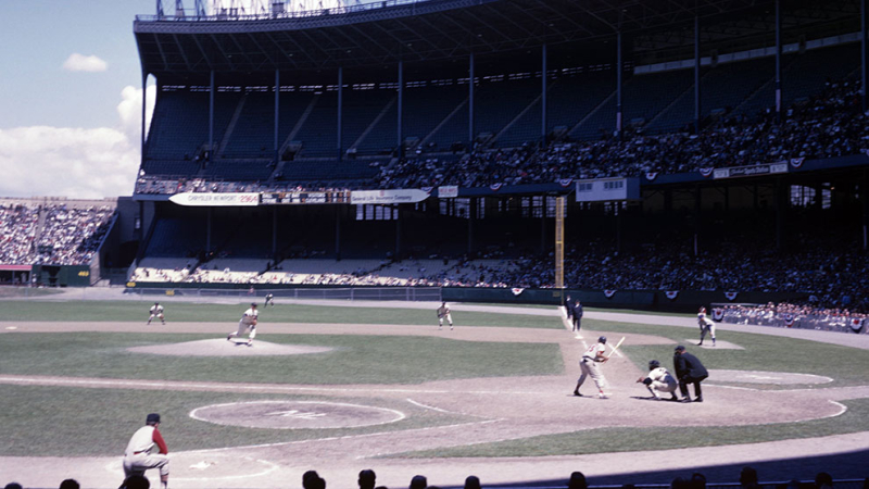 MLB All Star Game 1963 Pic