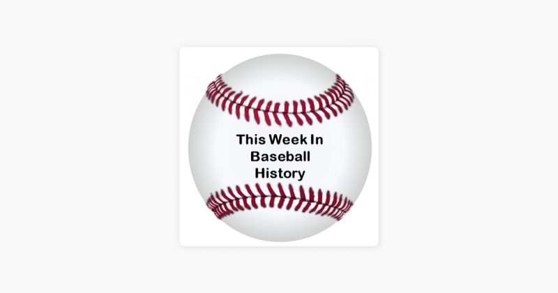 Baseball podcast